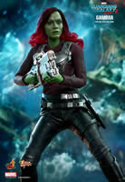 Gamora   Sixth Scale figure by Hot Toys  Guardians of the Galaxy Vol 2