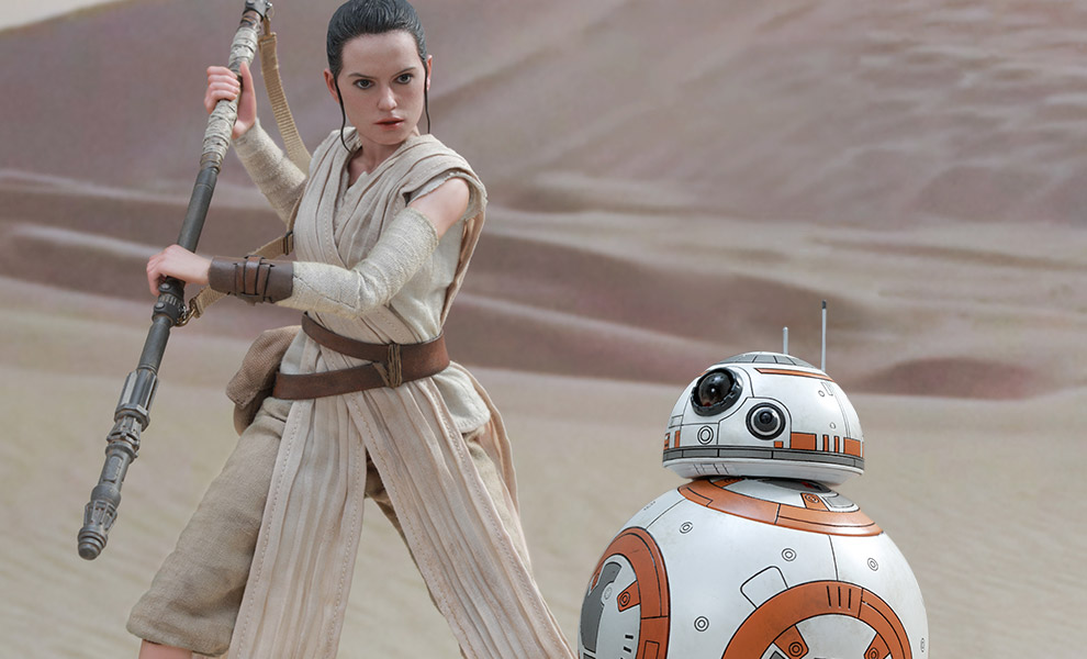 Star Wars: The Force Awakens  Rey & BB8