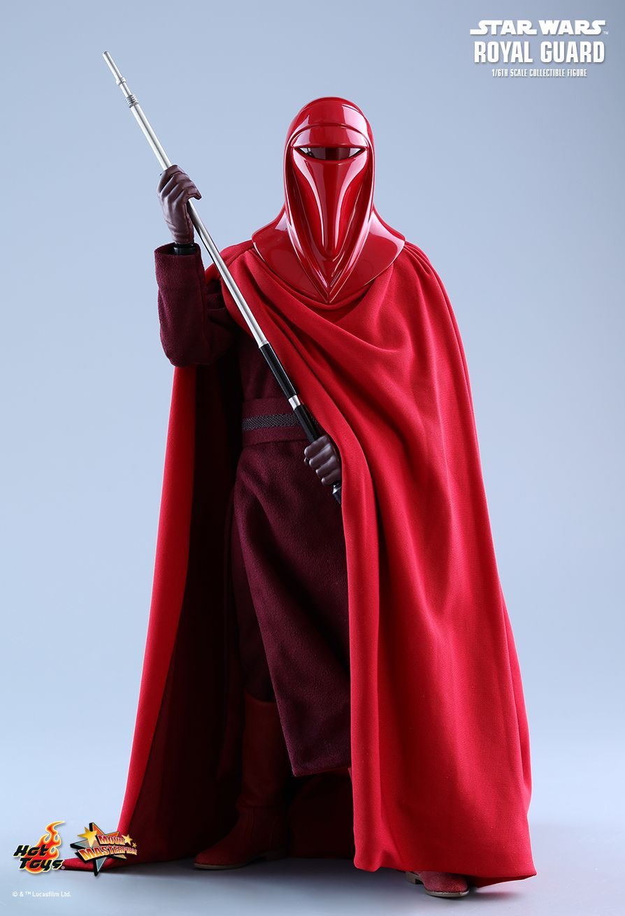 Royal Guard Sixth Scale Figure by Hot Toys