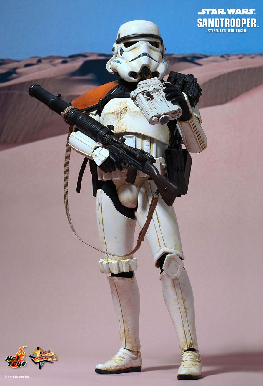 Star Wars: Episode IV A New Hope  Sandtrooper