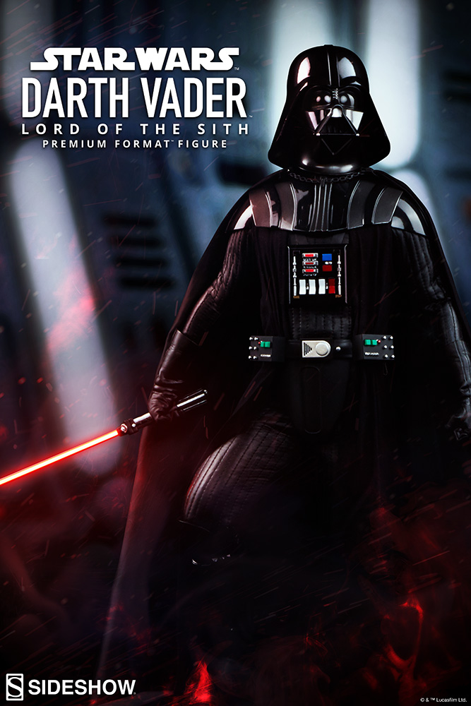Darth Vader – Lord of the Sith  Premium Format by Sideshow Collectibles  Episode VI