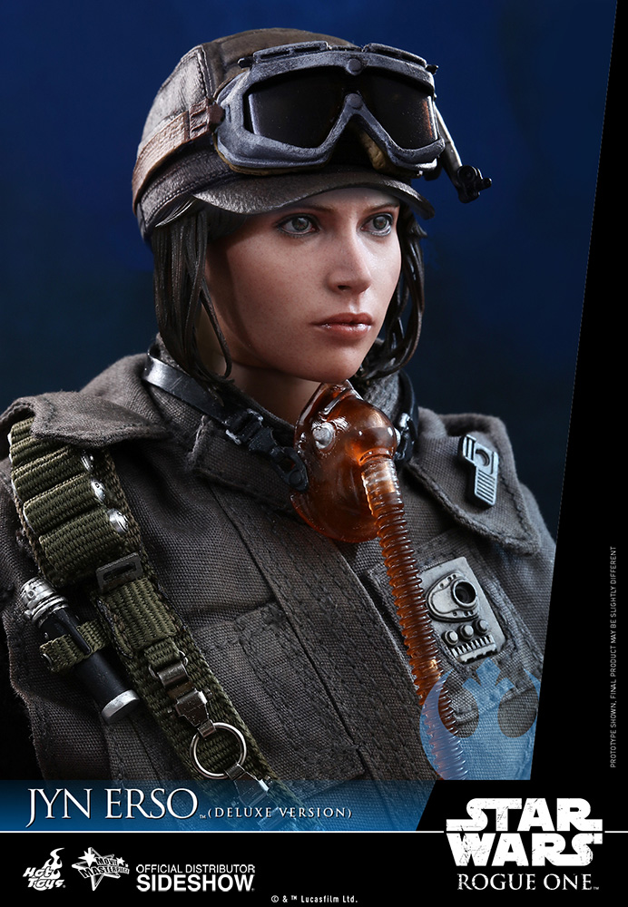Jyn Erso (Deluxe Version) Sixth Scale Figure by Hot Toys