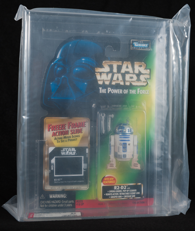 R2D2 Power Of The Force - Imperial Slide Version