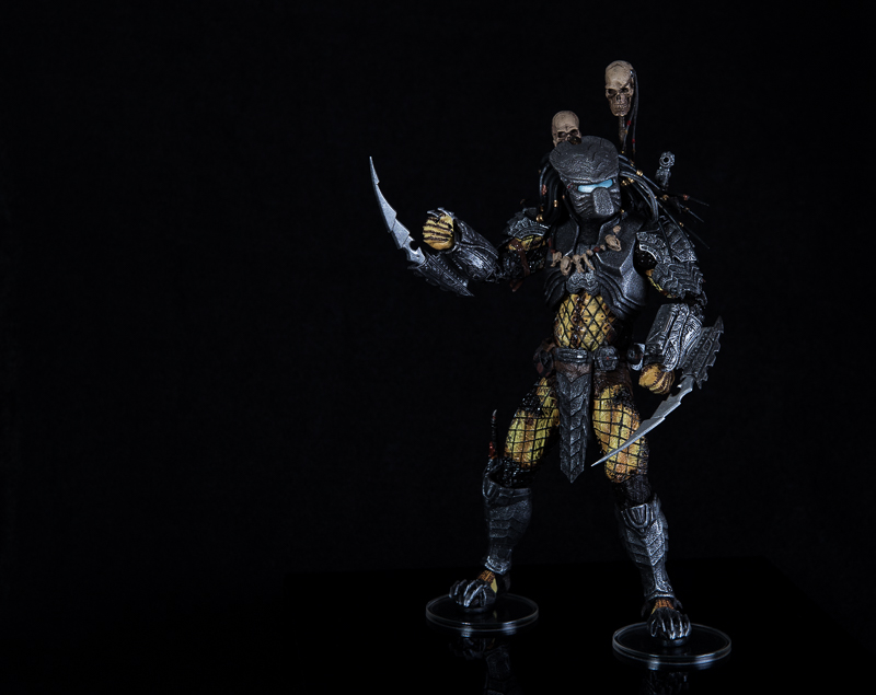 Clear Display Stands   for  NECA Collectable Action Figures