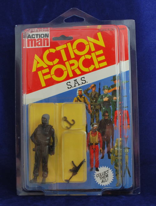Action Force Case