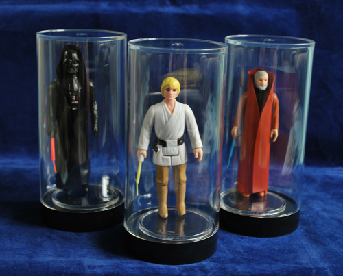 Display Cases Star Wars