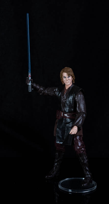 "6"" Black Series Stands (Small foot hole figures)"