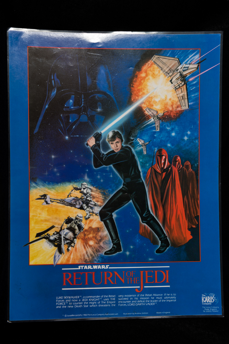 Return of The Jedi A3 Posters