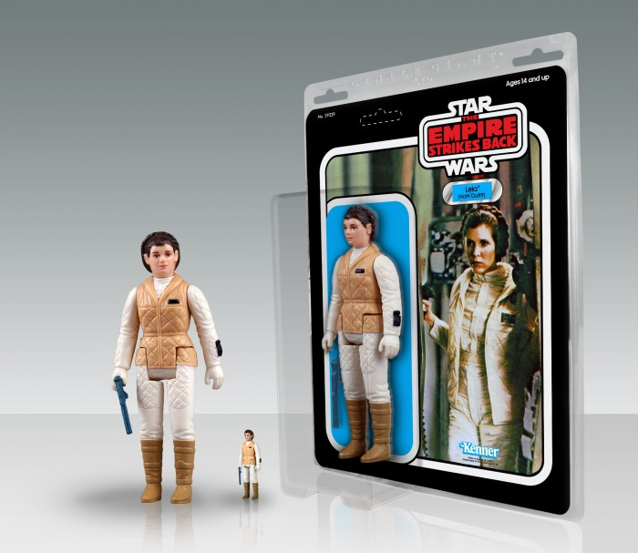 Leia - Hoth Outfit