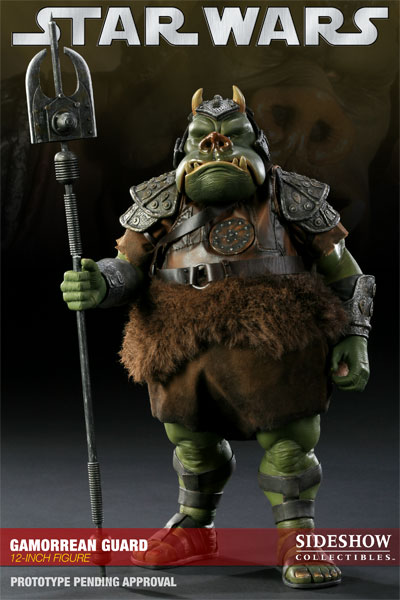 Gamorrean Guard - SIdeShow Collectibles
