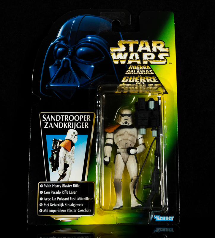 Star Wars Sandtrooper