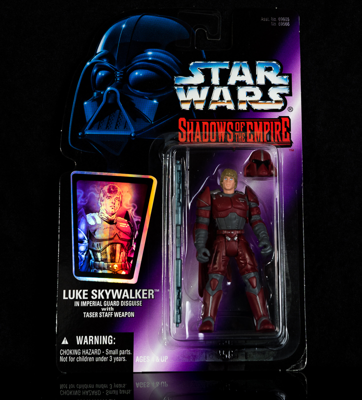 Star Wars Luke Skywalker - Shadows of The Empire