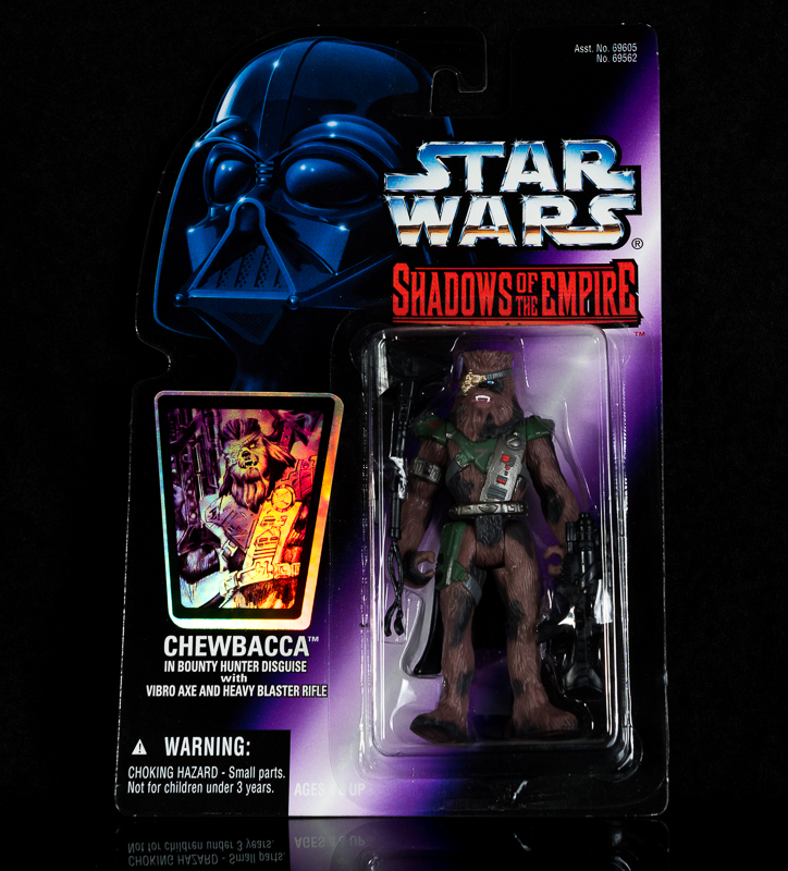 Star Wars Chewbacca - Shadows of The Empire