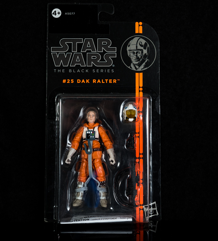 Star Wars Dak Ralter