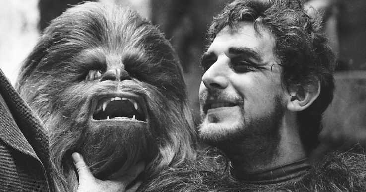 R.I.P-- Peter Mayhew - Chewbacca  MAY 19th 1944 -- APRIL 30th 2019